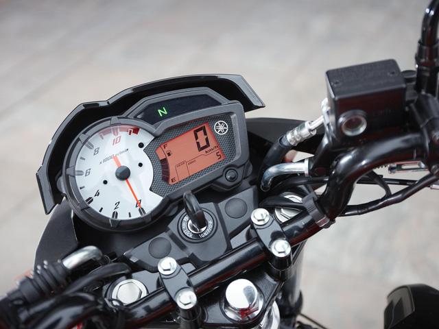 Yamaha YS125 - Xe naked bike cho người mới chơi mô tô - Ảnh 10.