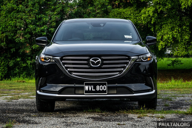 Mazda CX-9 mới từng ra mắt Việt Nam được bán tại Malaysia với giá 1,62 tỷ Đồng - Ảnh 2.