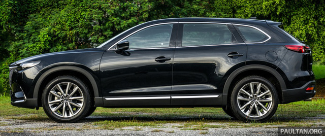 Mazda CX-9 mới từng ra mắt Việt Nam được bán tại Malaysia với giá 1,62 tỷ Đồng - Ảnh 3.