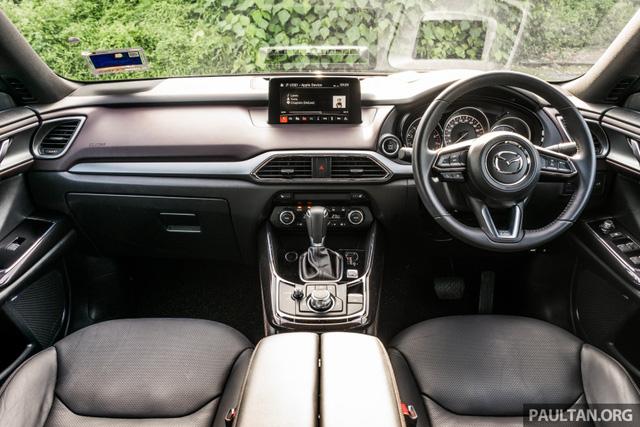 Mazda CX-9 mới từng ra mắt Việt Nam được bán tại Malaysia với giá 1,62 tỷ Đồng - Ảnh 5.