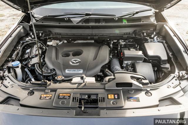 Mazda CX-9 mới từng ra mắt Việt Nam được bán tại Malaysia với giá 1,62 tỷ Đồng - Ảnh 9.
