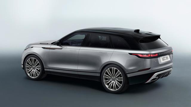 SUV hạng sang Range Rover Velar chính thức được vén màn, giá từ 50.895 USD - Ảnh 3.