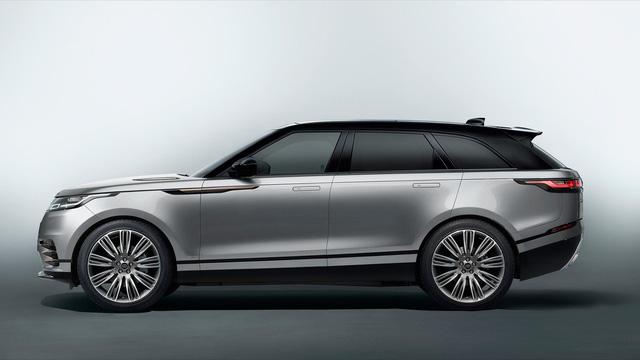 SUV hạng sang Range Rover Velar chính thức được vén màn, giá từ 50.895 USD - Ảnh 4.