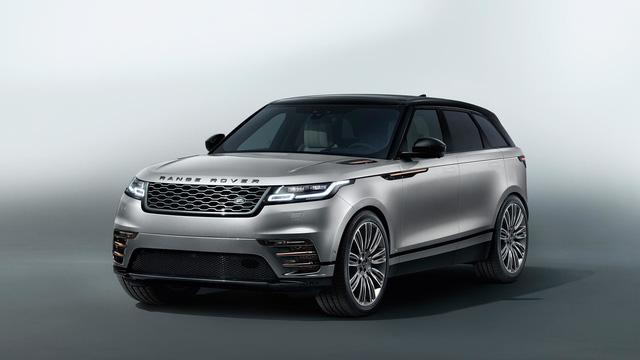 SUV hạng sang Range Rover Velar chính thức được vén màn, giá từ 50.895 USD - Ảnh 6.