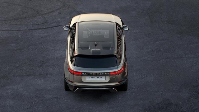 SUV hạng sang Range Rover Velar chính thức được vén màn, giá từ 50.895 USD - Ảnh 9.