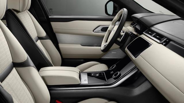 SUV hạng sang Range Rover Velar chính thức được vén màn, giá từ 50.895 USD - Ảnh 10.
