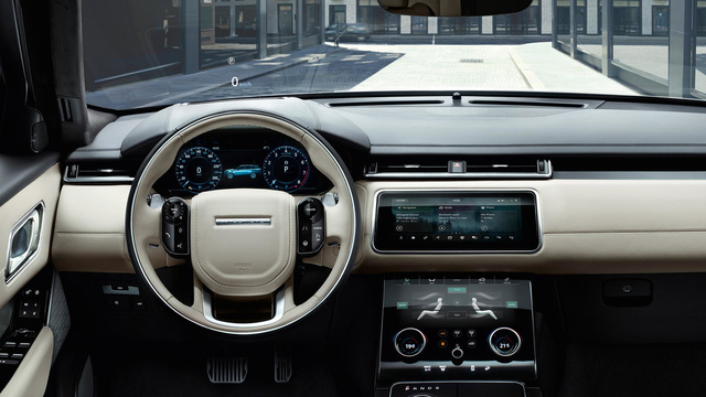 SUV hạng sang Range Rover Velar chính thức được vén màn, giá từ 50.895 USD - Ảnh 11.
