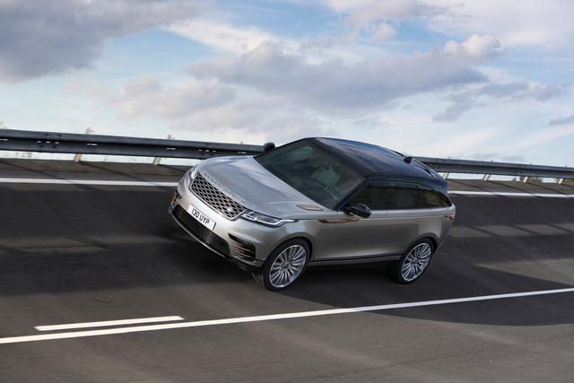 SUV hạng sang Range Rover Velar chính thức được vén màn, giá từ 50.895 USD - Ảnh 14.