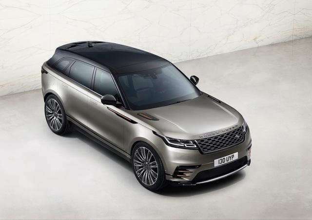 SUV hạng sang Range Rover Velar chính thức được vén màn, giá từ 50.895 USD - Ảnh 15.