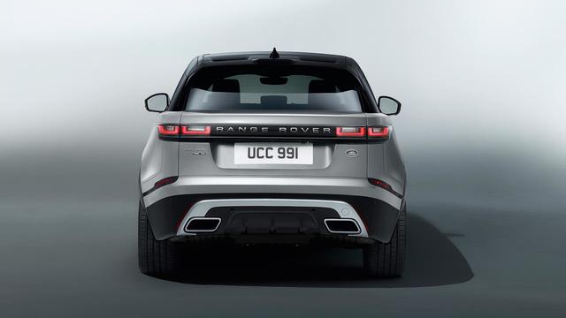 SUV hạng sang Range Rover Velar chính thức được vén màn, giá từ 50.895 USD - Ảnh 16.