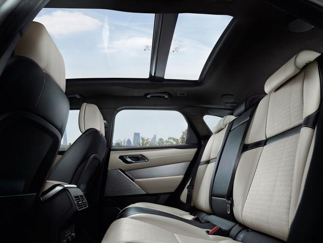 SUV hạng sang Range Rover Velar chính thức được vén màn, giá từ 50.895 USD - Ảnh 20.