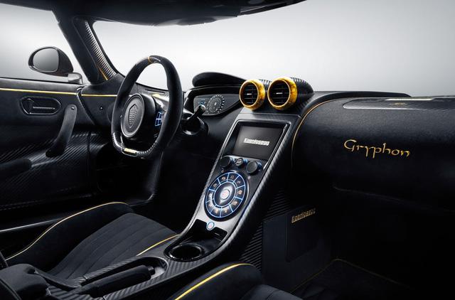 Koenigsegg Agera RS độc nhất với hàng loạt chi tiết bằng vàng của ông trùm bất động sản - Ảnh 4.