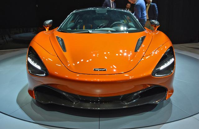 Siêu xe McLaren 720S hiện nguyên hình, giá từ 5,8 tỷ Đồng - Ảnh 6.