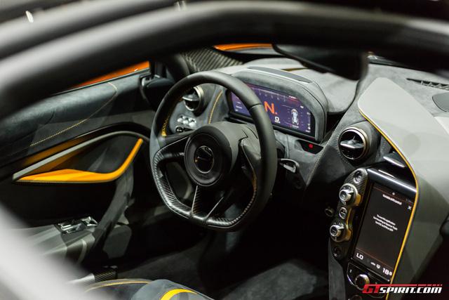 Siêu xe McLaren 720S hiện nguyên hình, giá từ 5,8 tỷ Đồng - Ảnh 12.