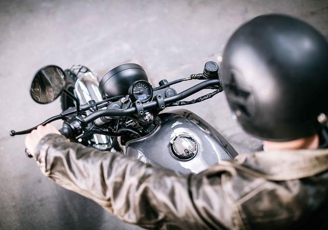 Rộ tin đồn mô tô đậm chất cổ điển Brixton BX 125 sắp được bán tại Việt Nam - Ảnh 6.