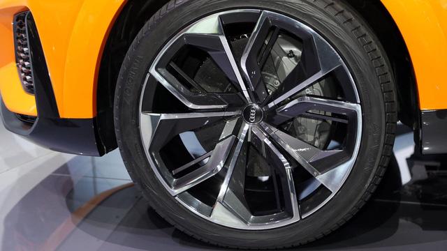 Audi Q8 sport - SUV hạng sang cỡ lớn đậm chất thể thao - Ảnh 6.