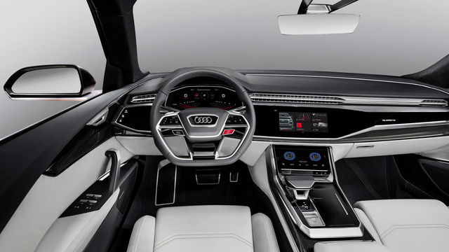 Audi Q8 sport - SUV hạng sang cỡ lớn đậm chất thể thao - Ảnh 8.