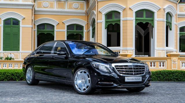 Rộ tin đồn Mercedes-Maybach S400 4Matic sẽ ra mắt Việt Nam trong tháng này - Ảnh 4.