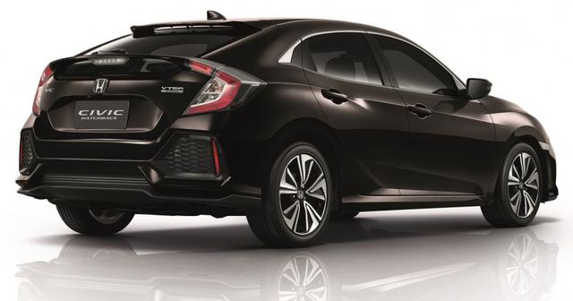 Honda Civic Hatchback 2017 trình làng tại Đông Nam Á với giá 753 triệu Đồng - Ảnh 1.