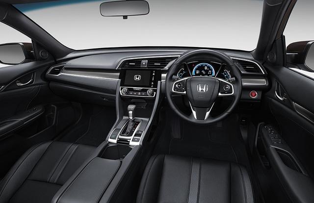Honda Civic Hatchback 2017 trình làng tại Đông Nam Á với giá 753 triệu Đồng - Ảnh 7.