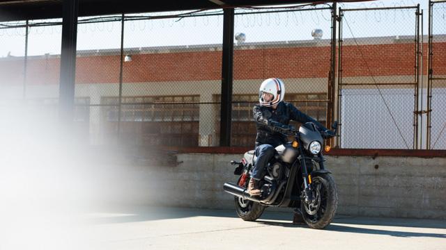Harley-Davidson Street Rod 750 2017 - Xe cruiser cho giới trẻ - Ảnh 5.