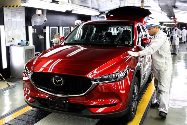 Mazda CX-5 2017 được tăng cường sản xuất vì đắt hàng - Ảnh 1.