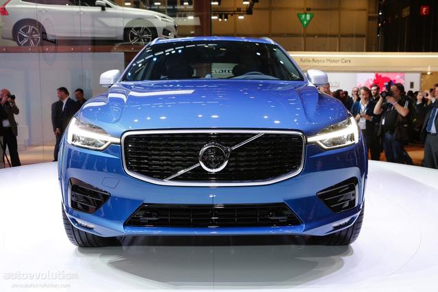 Xem crossover cao cấp Volvo XC60 2018 bị đập tơi bời trước khi chính thức ra mắt - Ảnh 4.