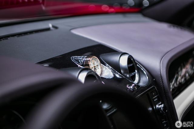 Cận cảnh SUV nhà giàu Bentley Bentayga Mulliner bằng xương, bằng thịt - Ảnh 7.