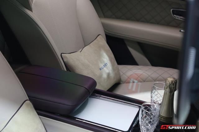Cận cảnh SUV nhà giàu Bentley Bentayga Mulliner bằng xương, bằng thịt - Ảnh 9.