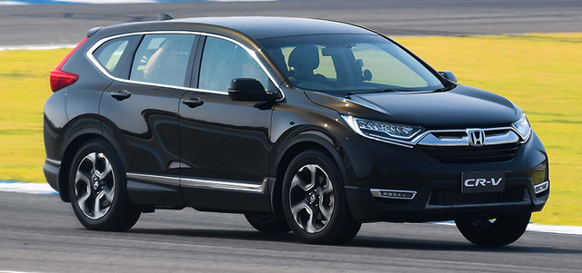 Honda CR-V 2017 phiên bản Đông Nam Á có nhiều điểm khác xe ở Mỹ - Ảnh 2.