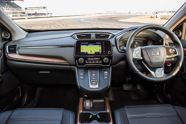 Honda CR-V 2017 phiên bản Đông Nam Á có nhiều điểm khác xe ở Mỹ - Ảnh 7.