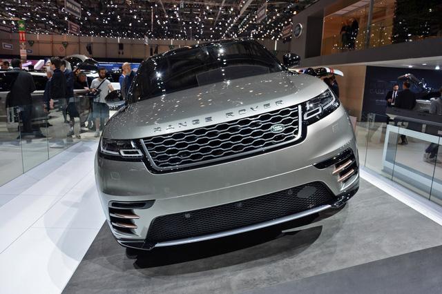 Giá chi tiết của SUV hạng sang Range Rover Velar mới - Ảnh 3.