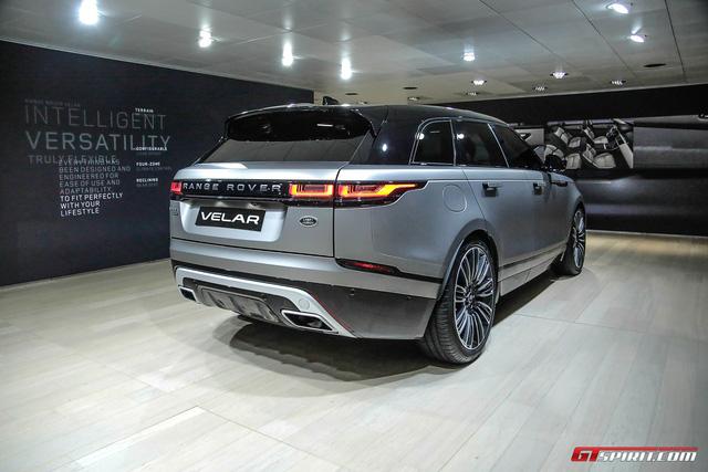 Giá chi tiết của SUV hạng sang Range Rover Velar mới - Ảnh 5.