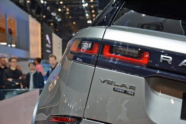 Giá chi tiết của SUV hạng sang Range Rover Velar mới - Ảnh 6.
