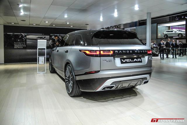 Giá chi tiết của SUV hạng sang Range Rover Velar mới - Ảnh 7.