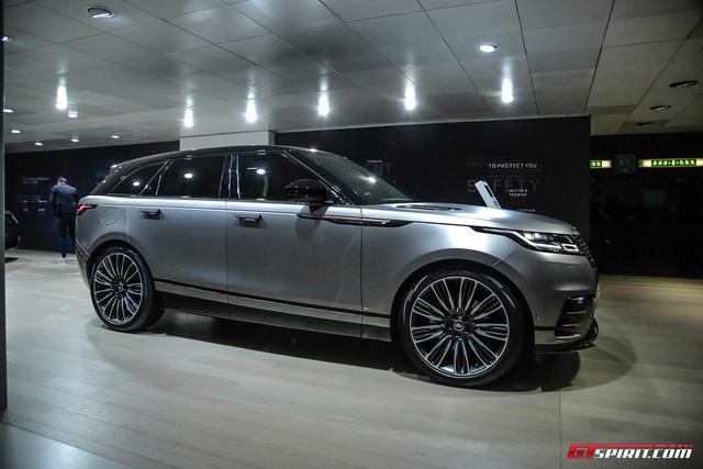 Giá chi tiết của SUV hạng sang Range Rover Velar mới - Ảnh 9.
