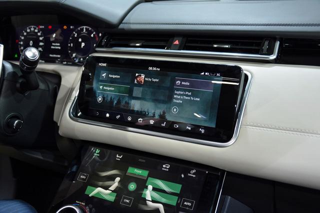 Giá chi tiết của SUV hạng sang Range Rover Velar mới - Ảnh 14.