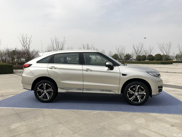 SUV lai Coupe Honda UR-V chính thức được bán ra, giá từ 814 triệu Đồng - Ảnh 5.