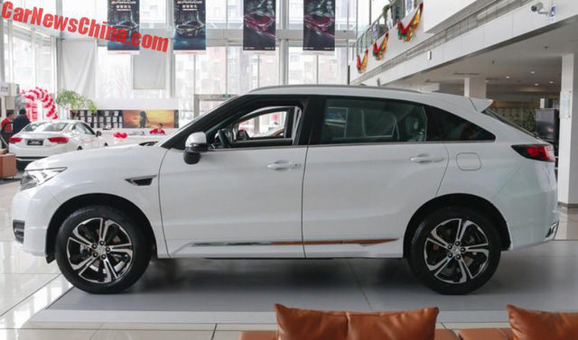 SUV lai Coupe Honda UR-V chính thức được bán ra, giá từ 814 triệu Đồng - Ảnh 15.