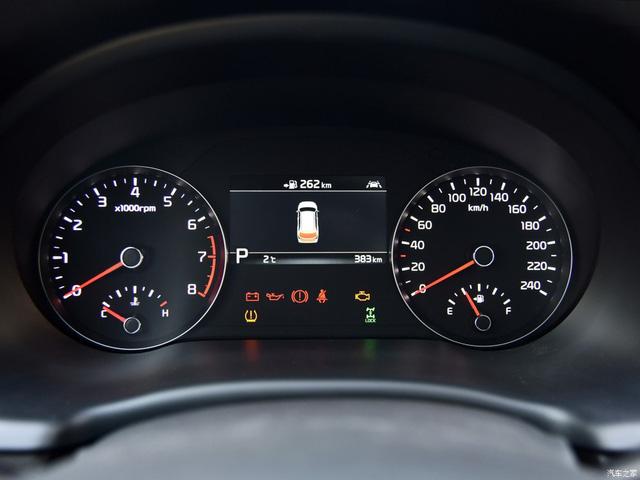 Kia KX7 - xe ra đời từ Sorento - trình làng với giá 593 triệu Đồng - Ảnh 10.