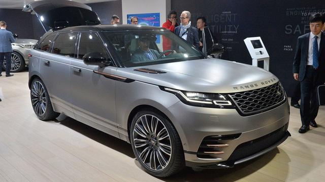 Chi tiết phiên bản đặc biệt đầu tiên của SUV hạng sang Range Rover Velar - Ảnh 1.