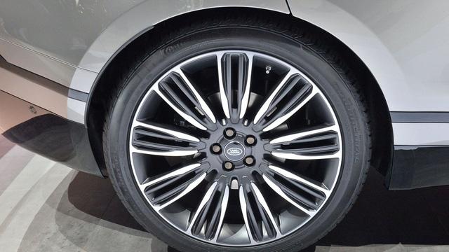 Chi tiết phiên bản đặc biệt đầu tiên của SUV hạng sang Range Rover Velar - Ảnh 5.