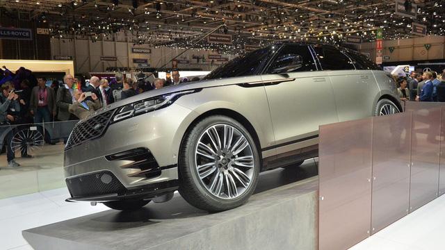 Chi tiết phiên bản đặc biệt đầu tiên của SUV hạng sang Range Rover Velar - Ảnh 14.
