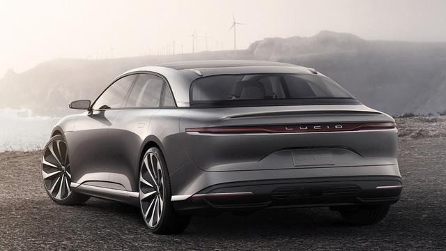 Lucid Air - khắc tinh của Tesla Model S - có giá khởi điểm từ 60.000 USD - Ảnh 1.