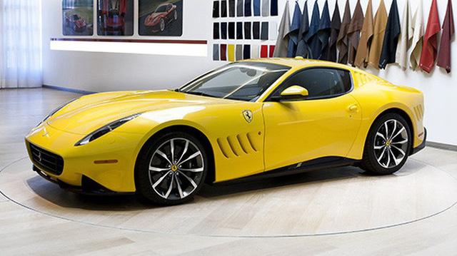 Thiếu niên 16 tuổi gây choáng khi cầm lái siêu xe Ferrari độc nhất vô nhị - Ảnh 3.