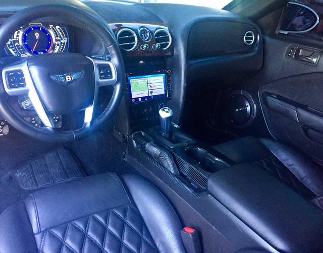 Làm quen với Bentley Continental GT ra đời từ Ford Mustang GT - Ảnh 5.