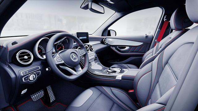 Crossover hiệu suất cao Mercedes-AMG GLC43 có giá 3,6 tỷ Đồng tại Việt Nam - Ảnh 3.