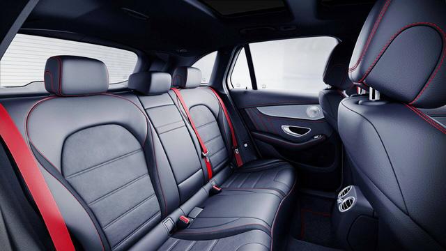 Crossover hiệu suất cao Mercedes-AMG GLC43 có giá 3,6 tỷ Đồng tại Việt Nam - Ảnh 4.