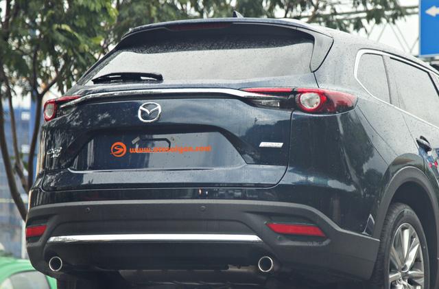 Bắt gặp crossover 7 chỗ Mazda CX-9 2017 trên đường phố Việt Nam - Ảnh 3.