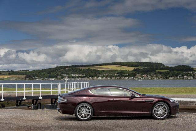 Nữ hoàng Aston Martin Rapide chính thức bị khai tử - Ảnh 1.